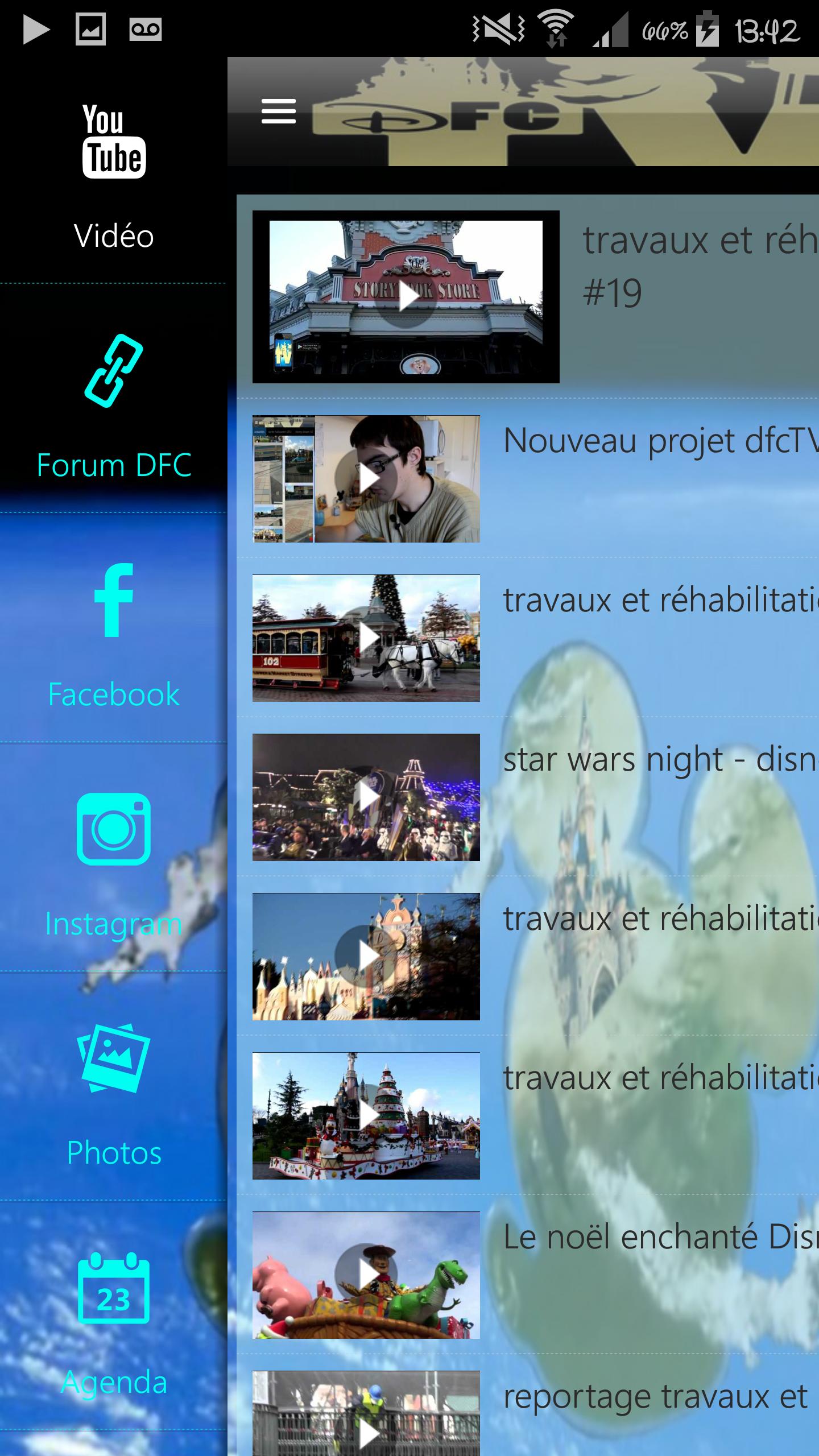 dfcTV : l'aplication mobile 667010Screenshot201602021342401