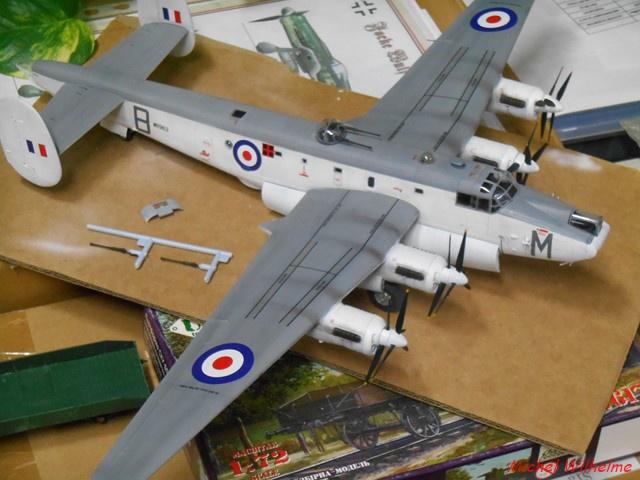 Avro  Shackleton MR .mk2 - Page 2 667088DSCN9558Copier