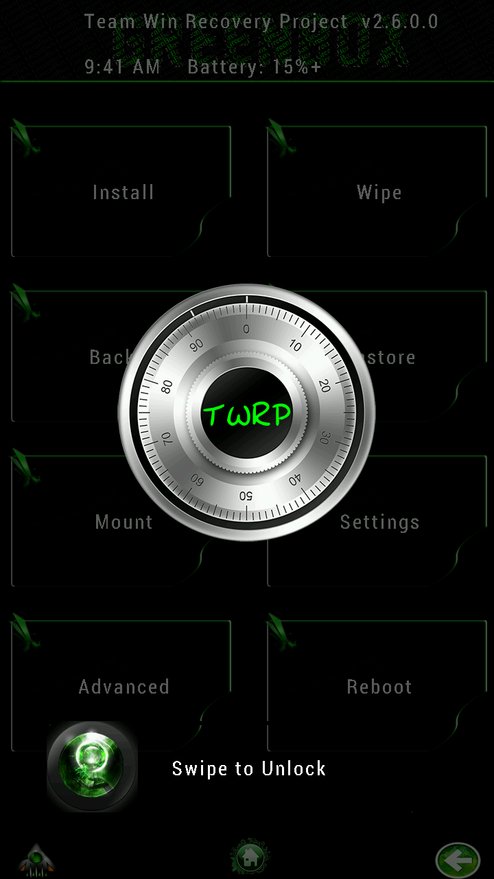 [THEME][TWRP] Thèmes custom pour TWRP Recovery [720x1280][21.09.2013] 667397Screenshot20130719144111