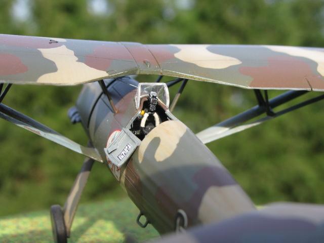 FW-56 Stösser Historic Plastic Models 1/48 667701IMG4463