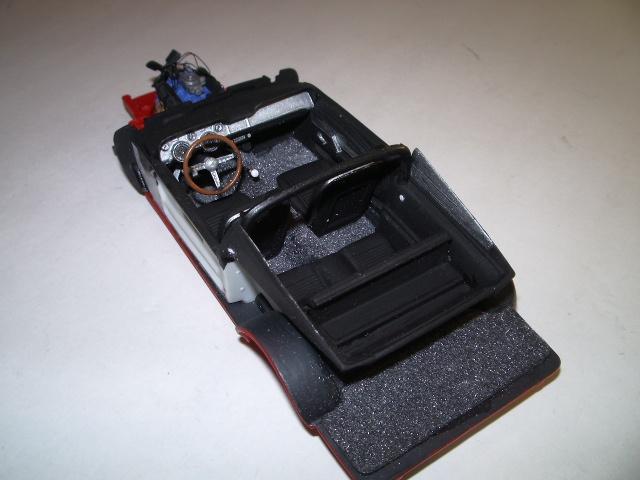 mustang shelby 350 GT 1967  au 1/25 de chez AMT/ERTL  667864IMGP0941