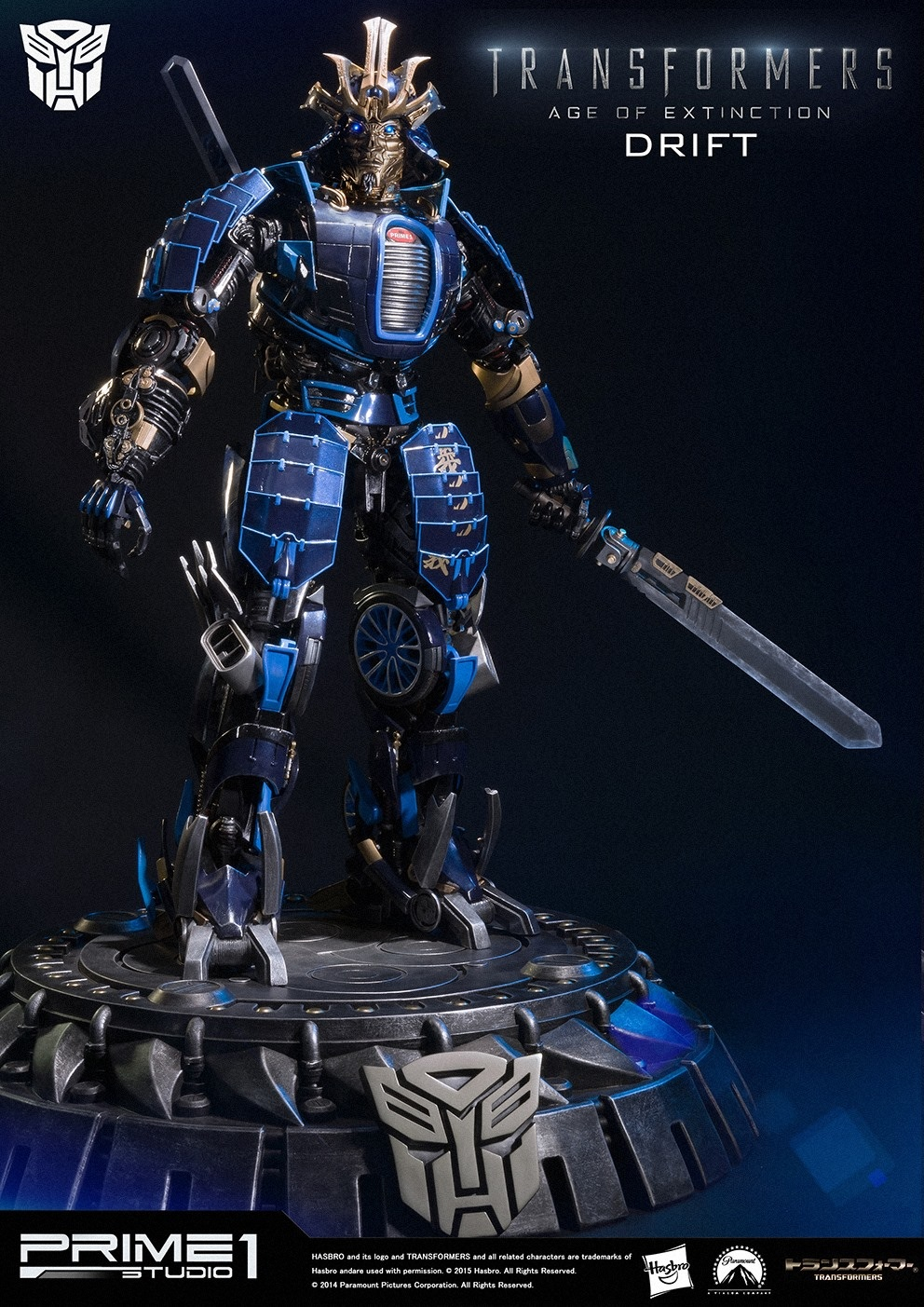 Statues des Films Transformers (articulé, non transformable) ― Par Prime1Studio, M3 Studio, Concept Zone, Super Fans Group, Soap Studio, Soldier Story Toys, etc - Page 3 668664image1423753813