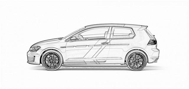 « L'appel du lac… » - Fin du projet Wörthersee GTI 2015 pour les apprentis de Volkswagen 669414hdthewortherseegti2015projecttheidea2