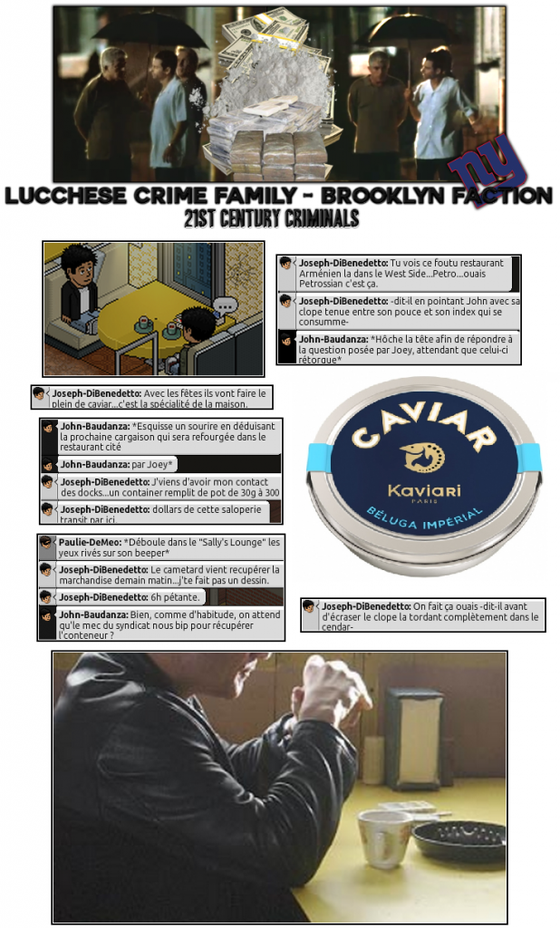LUCCHESE CRIME FAMILY - BROOKLYN FACTION - Page 62 669757caviarfofo