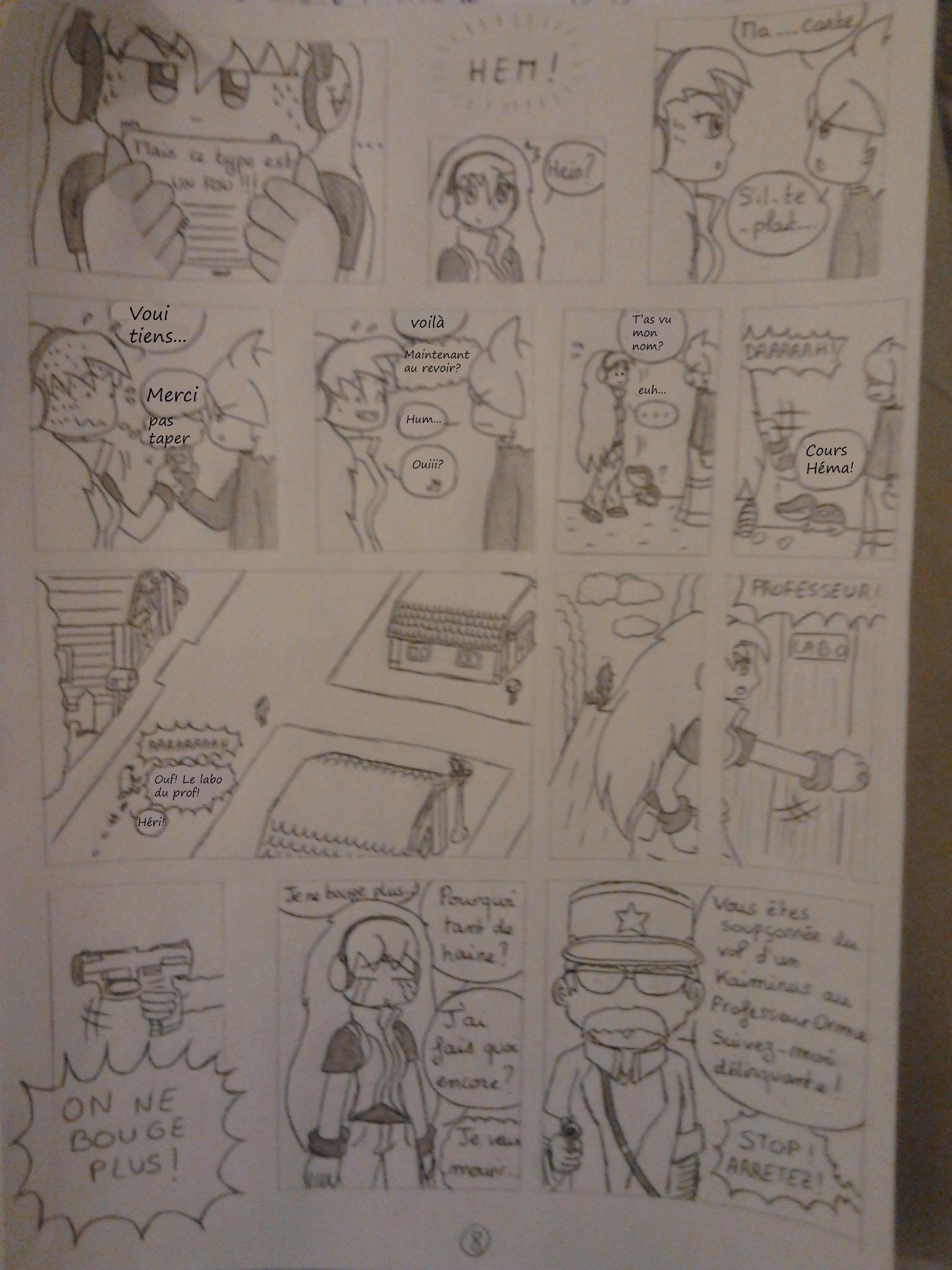 [BD] Mon Nuzlocke Challenge en BD :p - Page 4 66997720130505214925