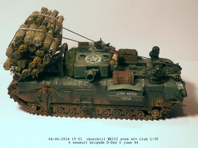 Churchill avre mk3  de chez afv club 1/35 - Page 2 670126P6040023