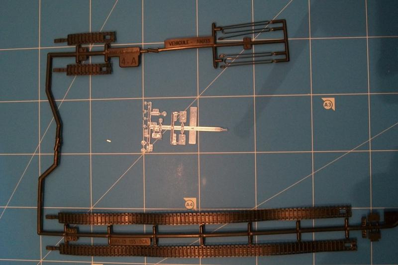 AMX 13 VTB - (Réf. L787) 1/35 670957VTB020