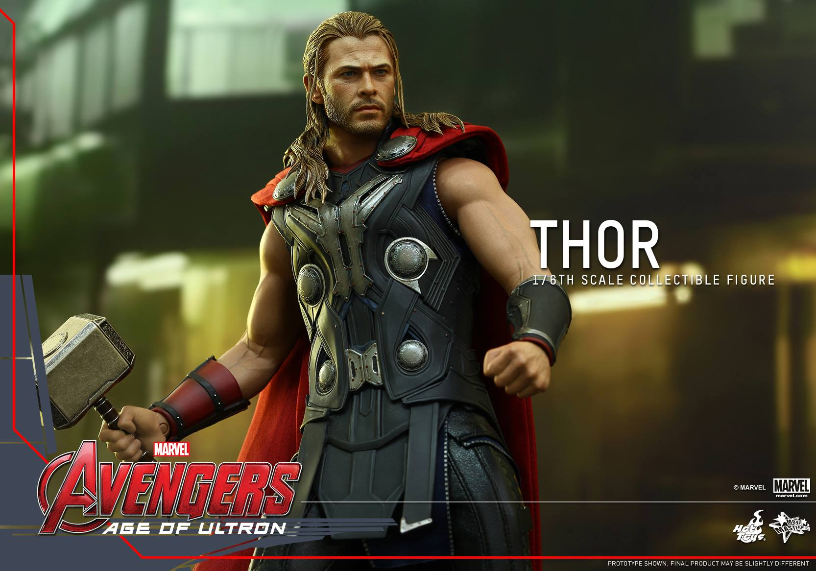 HOT TOYS - Avengers: Age of Ultron - Thor 671150112