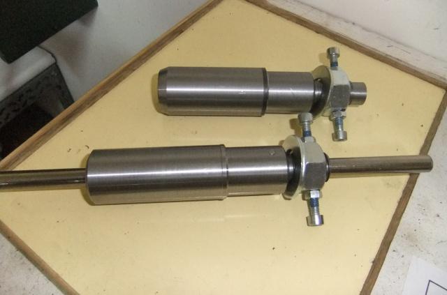 Manchon de centrage pour équilibrage de la roue AR 671572DSCF7836