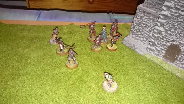 300 points / Elfes vs Orque et Uruk  6724334416