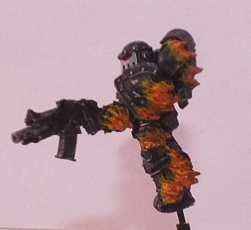 1ère figurines pour diorama Istvaan V - Page 4 674058DSCF5182