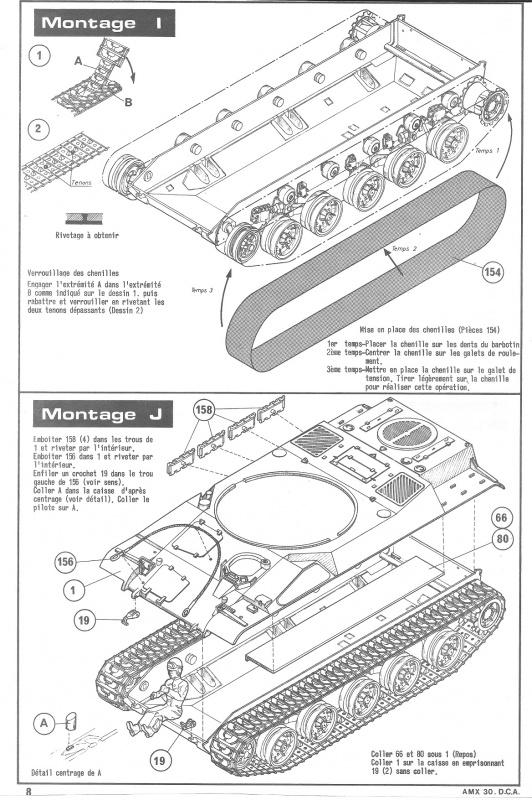 AMX 30 DCA - (Réf. L811) 1/35 674192HellerAMX30DCA811008