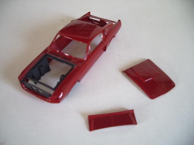 mustang shelby 350 GT 1967  au 1/25 de chez AMT/ERTL  674387IMGP0933