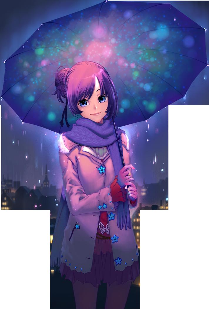 Render anime girl 675207606076Render