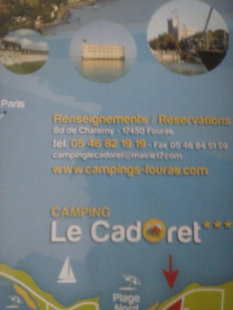 camping municipal le cadoret*** 675420006