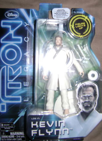 """TRON LEGACY fig 3""""3/4 675781Kevin_Flynn_Tron_Legacy_toy_action_figure"""