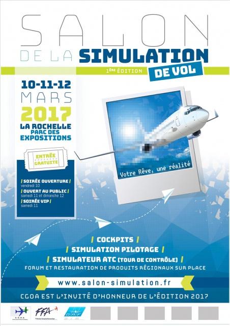 Salon de la simulation en 2017 ! 675857CGOAafficheA4v3L
