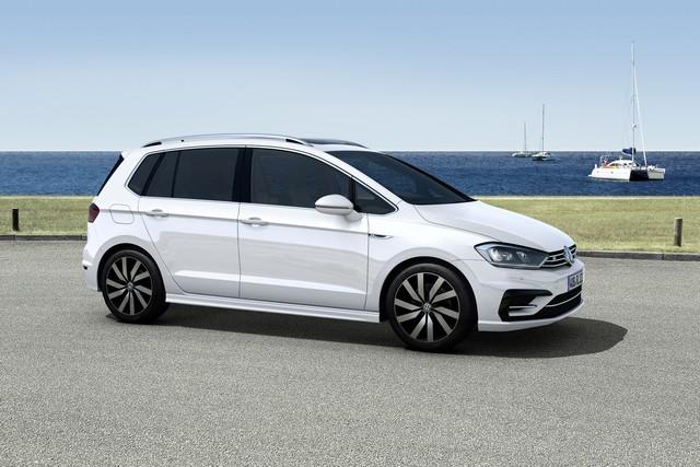Volkswagen R GmbH rehausse le look sport de la Golf Sportsvan  675955thddb2015au01274large