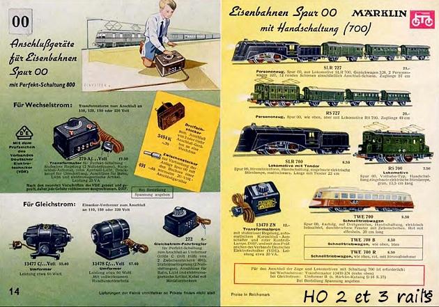 Coffrets Märklin 1936 - 1968 (rouges, noirs, verts ou bleus) 676325Marklincatalogue1939coffret2R
