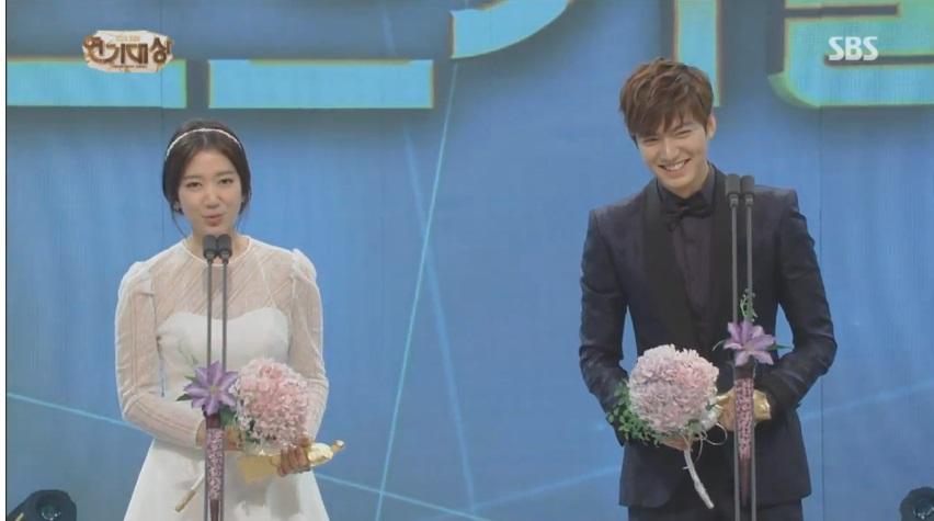 Park Shin Hye au SBS Drama Awards 2013 676829942