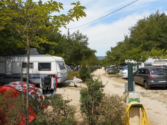 Camping le Vieux Chêne à Bauduen Lac St Croix 680321DSCN0008