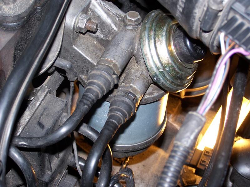 [ Ford Escort 1.8TD an 1999 ] Pompe à Gasoil 681149Filtre