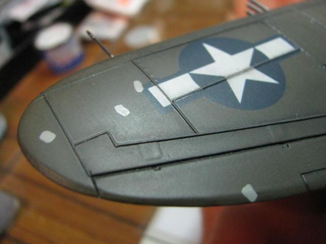 Restauration P-47D Monogram 1/48 .......Terminé!  - Page 2 681649IMG5954