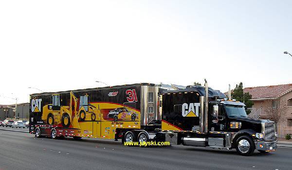 Nascar & Jeff Gordon's tribute 68211831haulerlasvegas