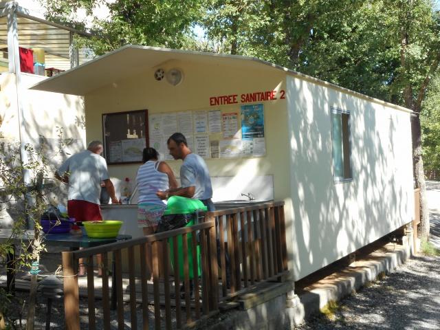 Camping le Vieux Chêne à Bauduen Lac St Croix 682244DSCN0137
