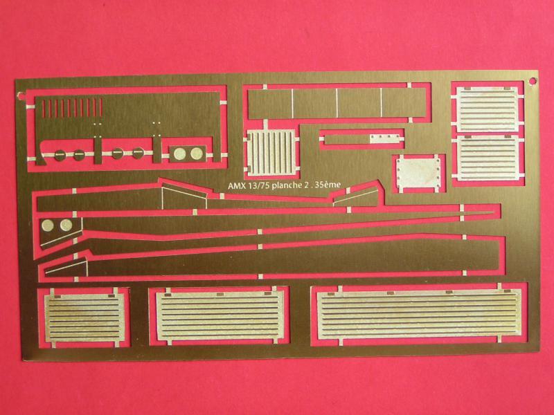 Kit de détaillage de l'AMX 13/75 de Heller 35ème 682247PICT0005
