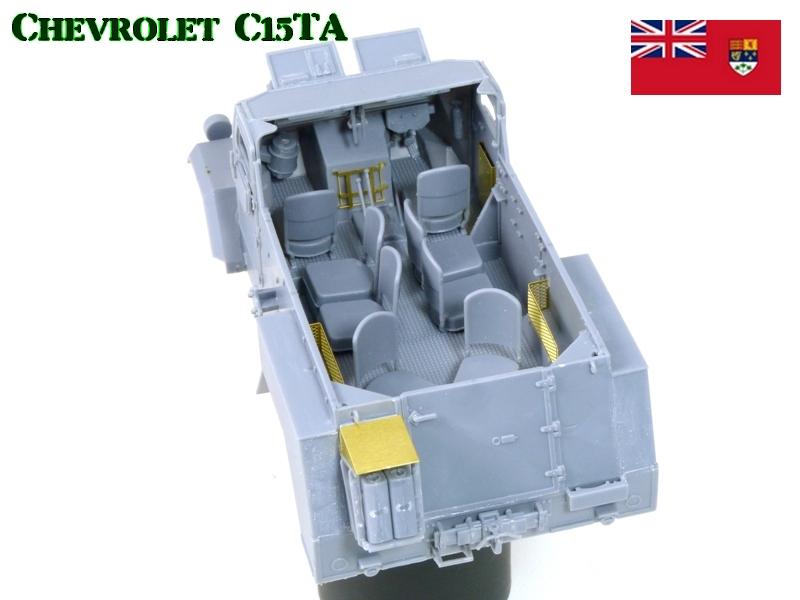 CHEVROLET C15TA - Normandie 44 - IBG 1/35 682282P1040112