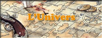 Infos sur l'univers