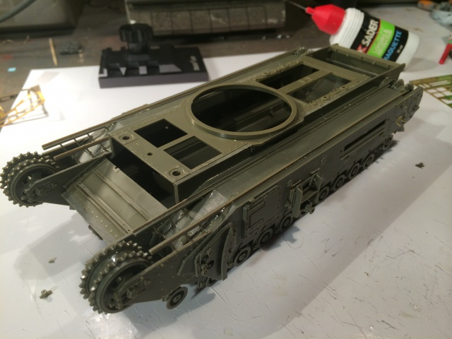 Churchill avre mk3  de chez afv club 1/35 683233026