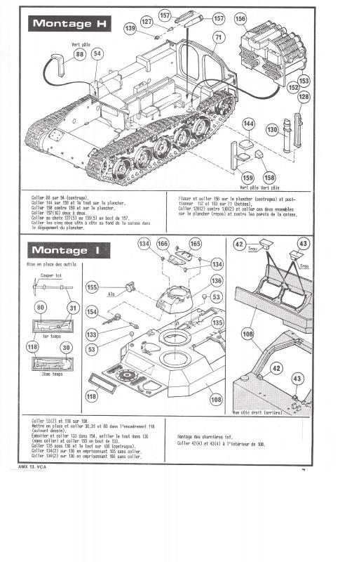 AMX 13 VCA - (Réf. L786) 1/35  683726VCA007