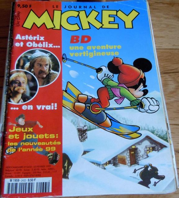 Astérix dans les magazines pour enfants 68515971e