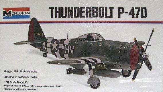 Restauration P-47D Monogram 1/48 .......Terminé!  68571515906510571