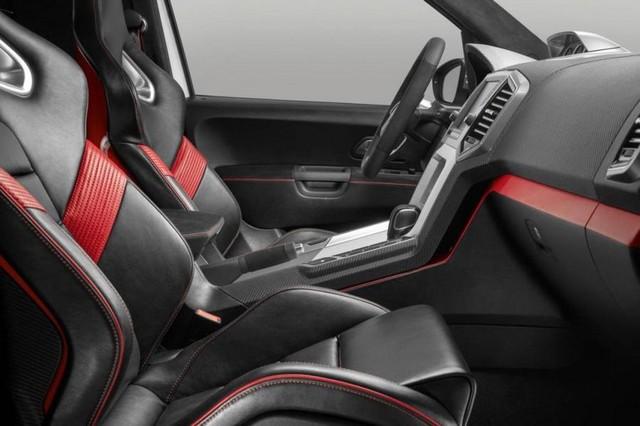 Wörthersee 2013 : Volkswagen Concept Amarok R-Style 685800VolkswagenAmarokRStyleConcept3