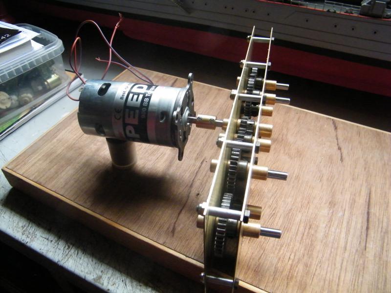 Comment construire un réducteur  6862732010_0815bartjeanjvideo0007
