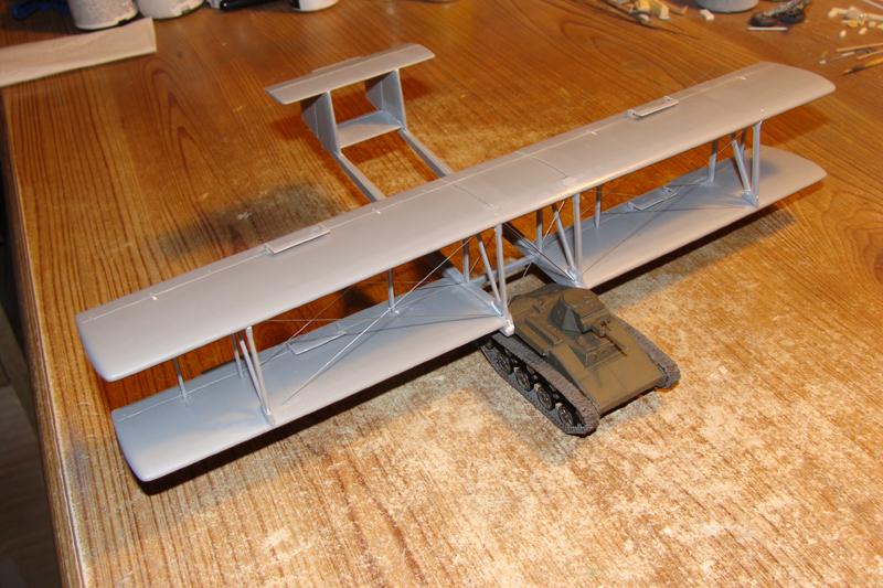 Antonov A-40 (KT) - Amodel - 1/72ème 686423DSC06360