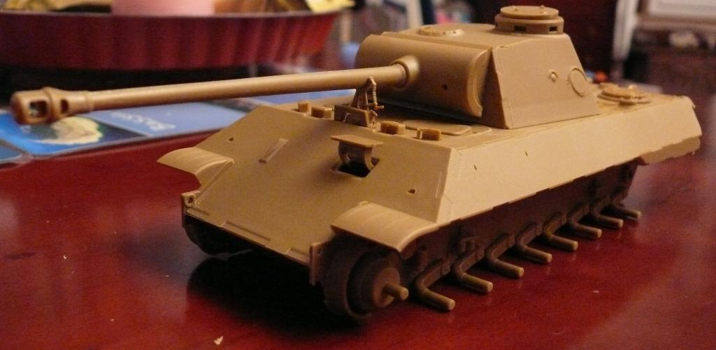 Panzerkampfwagen Panzer V Panther Ausf D. 686494panther08
