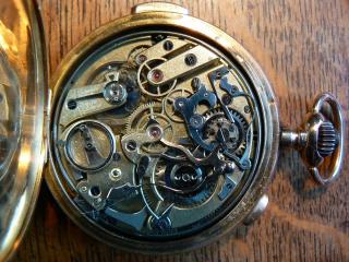 Répétition Ligeron Horloger de la Marine 686611P1030511