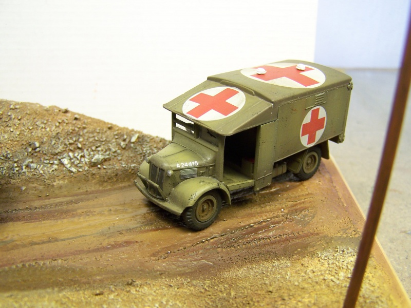 AEC Matador et Ambulance Austin K2 687430MatadorAustinK2014