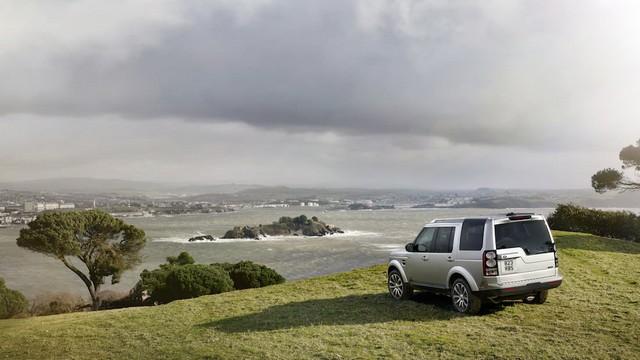 Land Rover célèbre les 25 ans du Discovery avec l'édition spéciale 'XXV' 687584landroverdiscoveryeditionlimitee2