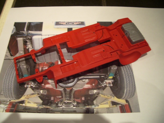 ford mustang GT 350 H au 1/24 - Page 2 687739photsmaquette350h002