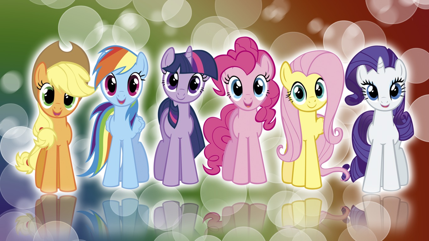 My little pony friendship is magic 687773mylittleponyfriendshipismagic5101366x768