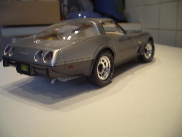 chevrolet corvette 25 th anniversary de 1978 au 1/16 - Page 2 688363IMGP8936