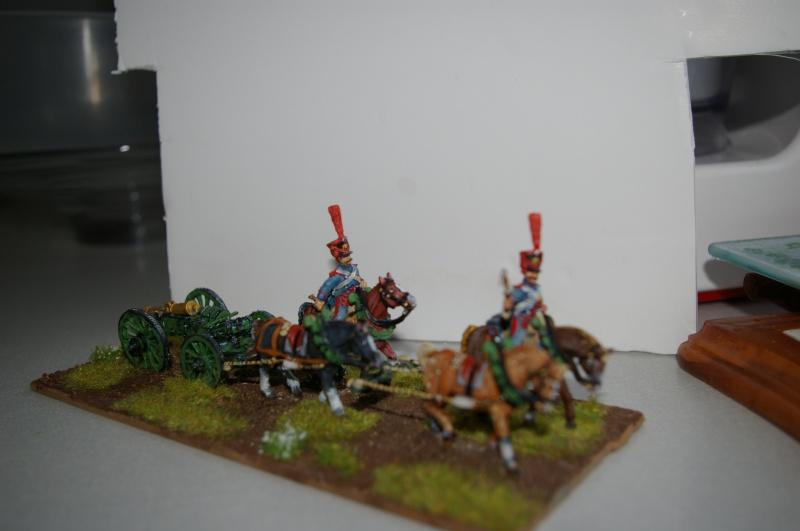 de nouveaux essai en 28mm!artilleurs a cheval de la garde!1er empire  688558artgarde006