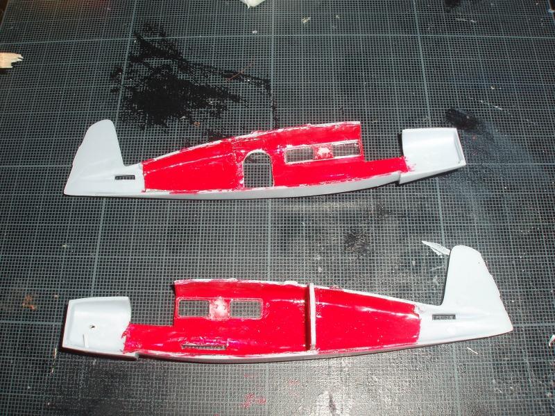Heller avion Caudron Simoun (version Air Bleu). 688612P1010145