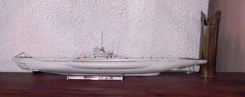 U boat VIIc  Set pe résine Eduard / CMK - Page 2 688856IMG20151115084540