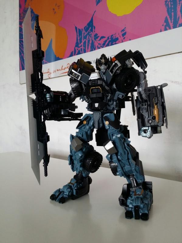 """red360 collec"""": War Machine MKII Diecast Hot Toys 689766201407111654301"""